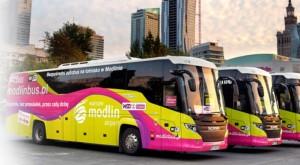 Modlin bus service