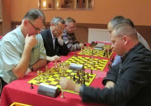 Zebranie KSzK, Sielpia 2013 - turniej błyskawiczny