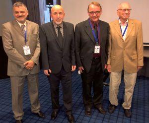 Mistrzowie Świata w Bremie - Leonardo, Marjan, Pertti, Fritz